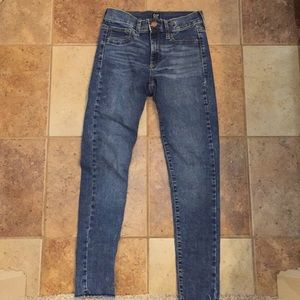 GAP Denim skinny jeans